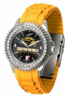 Southern Mississippi Golden Eagles Sparkle Women's Watch