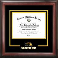 Southern Mississippi Golden Eagles Spirit Diploma Frame