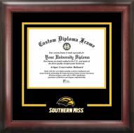 Southern Mississippi Golden Eagles Spirit Diploma Frame