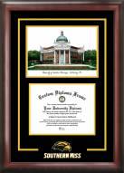 Southern Mississippi Golden Eagles Spirit Graduate Diploma Frame