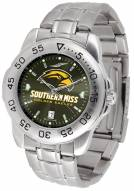 Southern Mississippi Golden Eagles Sport Steel AnoChrome Men's Watch