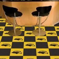 Southern Mississippi Golden Eagles Team Carpet Tiles