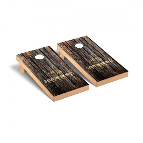 Southern Mississippi Golden Eagles Weathered Cornhole Game Set