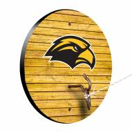 Southern Mississippi Golden Eagles Weathered Design Hook & Ring Game