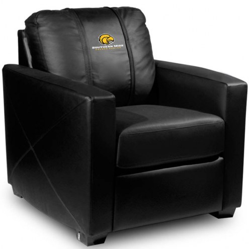Southern Mississippi Golden Eagles XZipit Silver Club Chair