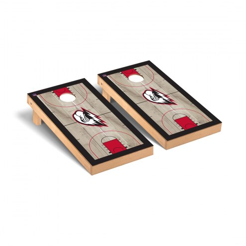 Southern Utah Thunderbirds Basketball Court Cornhole Game Set