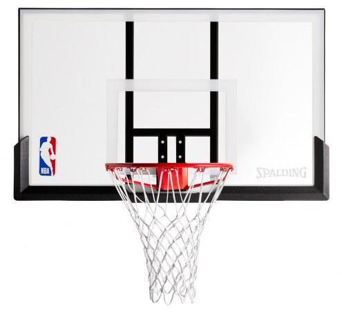 """Spalding 52"""" x 32"""" Acrylic Basketball Backboard"""