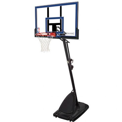 Spalding 66355 Portable Adjustable Basketball Hoop