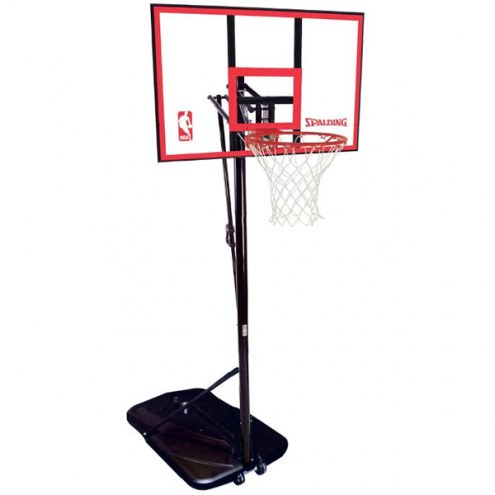 Spalding 72351 Portable Adjustable Basketball Hoop