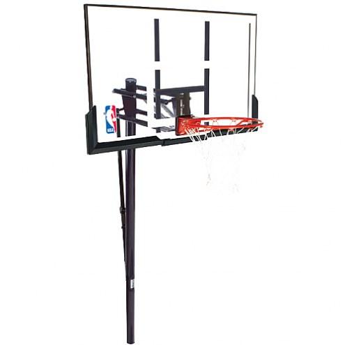 Spalding NBA 88307PR In Ground Adjustable Basketball System