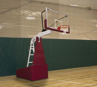 Spalding G8 Portable Adjustable Basketball Hoop