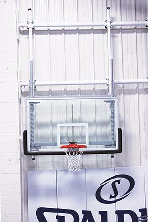 Spalding Helix Basketball Backboard Height Adjuster