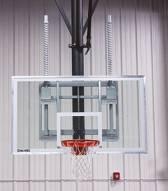 Spalding Helix Fan Basketball Backboard Height Adjuster