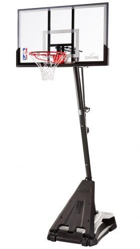 "Spalding Hercules 54"" Acrylic Portable Basketball System"