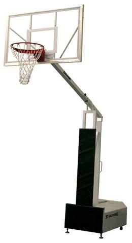 Spalding Fastbreak 940 Portable Adjustable Basketball Hoop