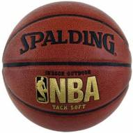 Spalding NBA Tack Soft Indoor / Outdoor Basketball (28.5)