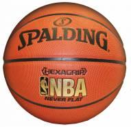 Spalding Neverflat Hexagrip Composite Basketball
