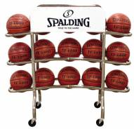 Spalding Replica Pro Basketball Ball Rack