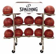 Spalding Replica Pro Basketball Ball Rack