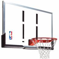 "Spalding Residential 54"" Acrylic Basketball Backboard Package"