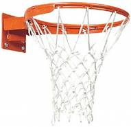 Spalding Slammer Competition 180 Basketball Rim - Universal Mount