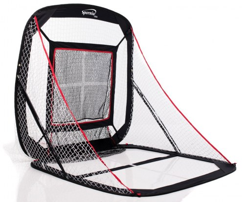 Spornia Baseball/Softball/Soccer Practice Net with Strike Zone