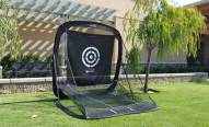 Spornia Pop-Up Automatic Ball Return Golf Practice Net
