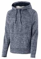 Sport-Tek PosiCharge Electric Heather Men's Custom Fleece Hooded Pullover