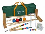 Oakley Woods Sport 4-Player Croquet Set