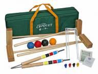Oakley Woods Sport 4-Player Croquet Set