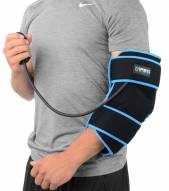 Sports Unlimited Ice Cold Compression Elbow Wrap