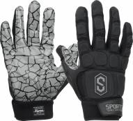 Sports Unlimited Max Clash Adult Padded Lineman Football Gloves
