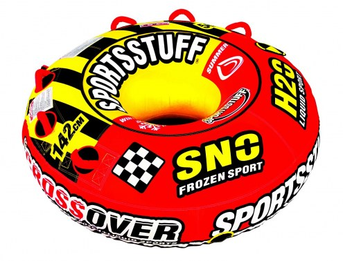 SportsStuff Super Crossover Snow Tube