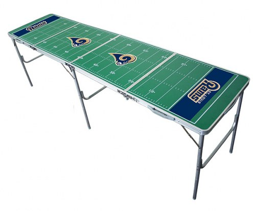 Los Angeles Rams NFL Tailgate Table