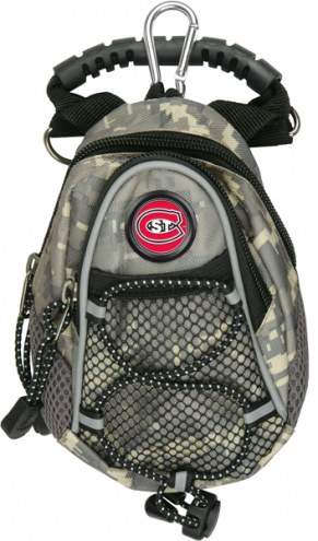 St. Cloud State Huskies Camo Mini Day Pack