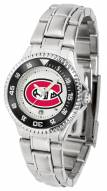 St. Cloud State Huskies Competitor Steel Women's Watch