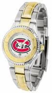St. Cloud State Huskies Competitor Two-Tone Women's Watch