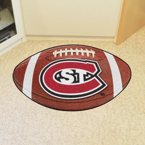St. Cloud State Huskies Football Floor Mat