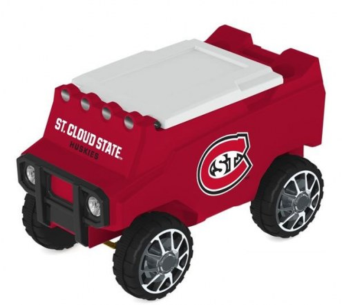 St. Cloud State Huskies Remote Control Rover Cooler