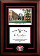 St. Cloud State Huskies Spirit Graduate Diploma Frame