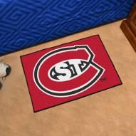 St. Cloud State Huskies Starter Rug