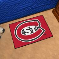 St. Cloud State Huskies Starter Rug