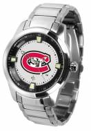 St. Cloud State Huskies Titan Steel Men's Watch