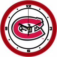 St. Cloud State Huskies Traditional Wall Clock