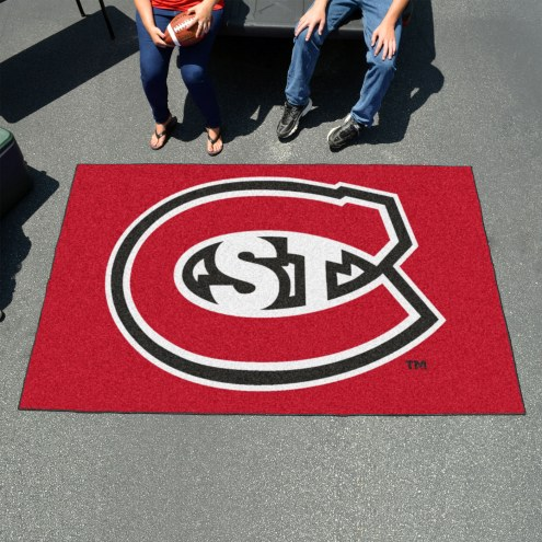 St. Cloud State Huskies Ulti-Mat Area Rug