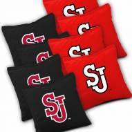 St. John's Red Storm Cornhole Bags