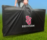 St. John's Red Storm Cornhole Carry Case