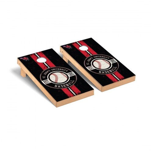 St. John's Red Storm Baseball Cornhole Game Set