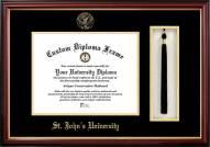 St. John's Red Storm Diploma Frame & Tassel Box
