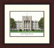 St. John's Red Storm Legacy Alumnus Framed Lithograph